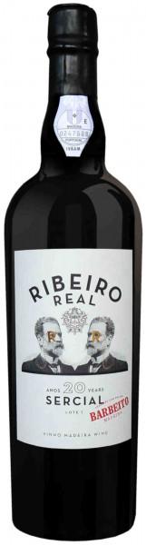 Barbeito 20 Years Old Sercial Ribeiro Real