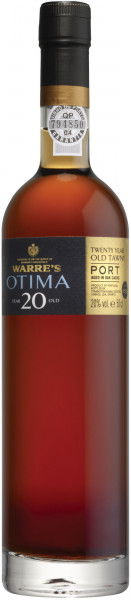 Warre's Otima 20 Years Old Tawny Port 50cl