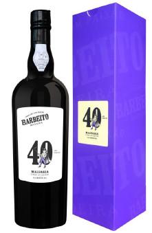 Barbeito 40 Years Malvasia Vinho do Reitor