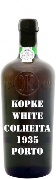 Kopke White Colheita Port