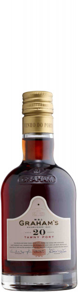 Graham's 20 Years Old Tawny Port 20cl
