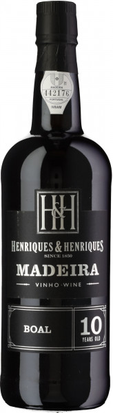 Henriques & Henriques 10 Years Bual