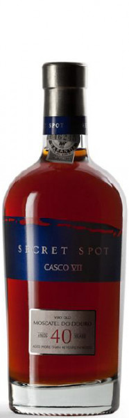 Secret Spot over 40 Years Old Moscatel do Douro 50cl
