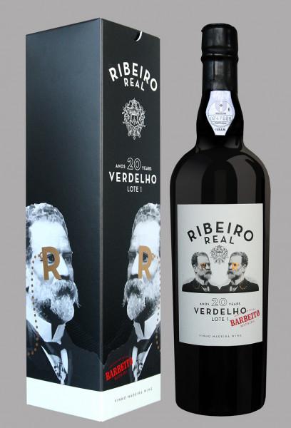 Barbeito 20 Years Old Verdelho Ribeiro Real
