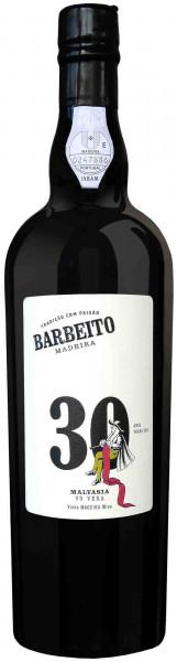 Barbeito 30 Years Old Malvasia Vó Vera