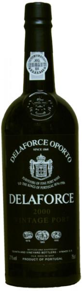 Delaforce Vintage Port