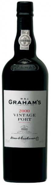 Graham's Vintage Port