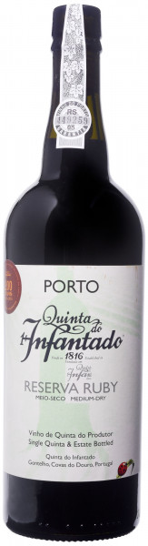 Quinta do Infantado Ruby Reserva bio Port