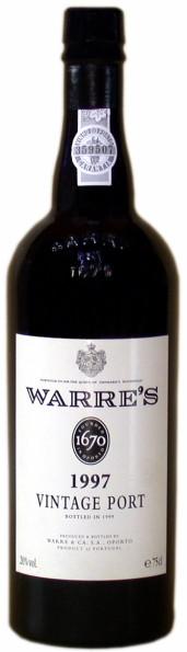 Warre's Vintage Port Imperial 600cl