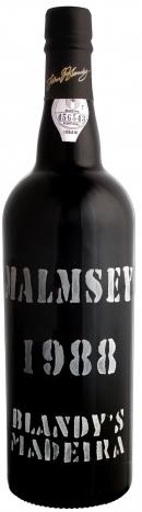 Blandy's Malmsey Vintage