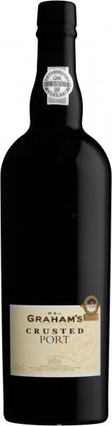 Graham's Crusted Port bottled 2013