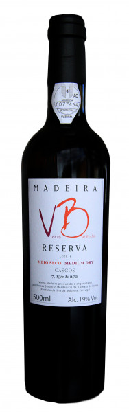 Barbeito VB Reserva Lote 3 50cl