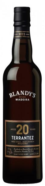 Blandy's 20 Years Old Terrantez