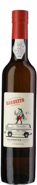 Barbeito Rainwater Weingalerie Edition 50cl