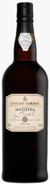Cossart Gordon 15 Years Old Bual