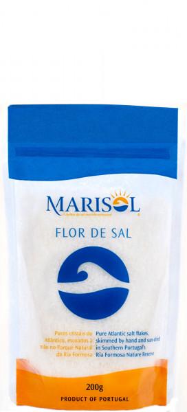 Marisol Flor de Sal 200g Zip-Lock