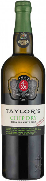 Taylor's Chip Dry Finest Extra Dry White Port