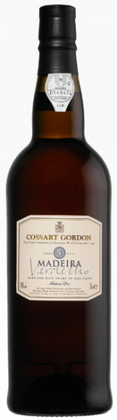 Cossart Gordon 5 Years Old Verdelho
