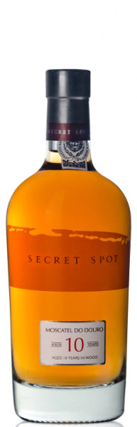 Secret Spot 10 Years Old Moscatel do Douro 50cl