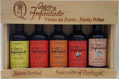 Quinta do Infantado 5er Port Miniaturen Set