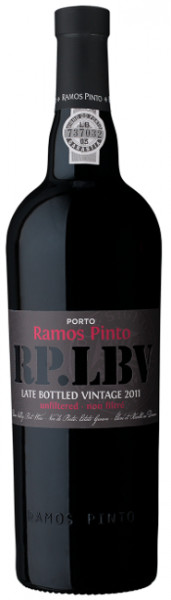 Ramos Pinto Late Bottled Vintage Port unfiltered