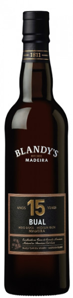 Blandy's 15 Year Old Bual