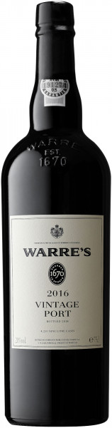 Warre's Vintage Port Tappit Hen 225cl