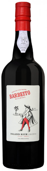 Barbeito 5 Years Old Reserva Island Rich
