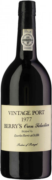 Berry's Own Selection Quarles Harris Vintage Port