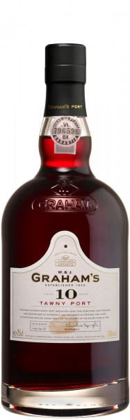 Graham's 10 Years Old Tawny Port 450cl Jeroboam