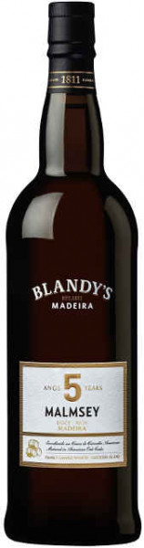 Blandy's 5 Years Old Malmsey