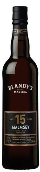 Blandy's 15 Years Old Malmsey
