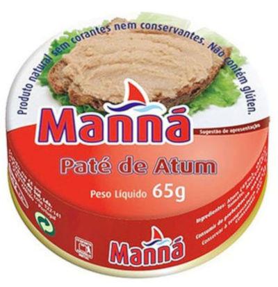 Manna Paté de Atum
