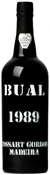 Cossart Gordon Bual