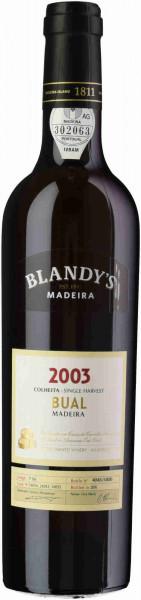 Blandy's Bual Colheita