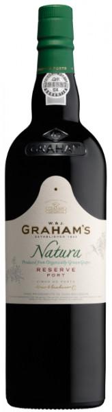 Graham's Natura Reserve Port bio
