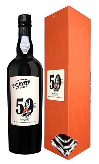 "Barbeito ""over 50 Years Old Bastardo ""Avo Mario"""""