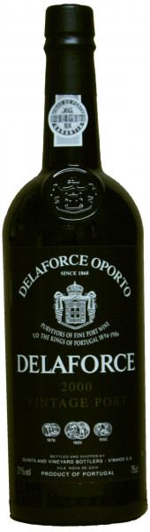 Delaforce Vintage Port 150cl