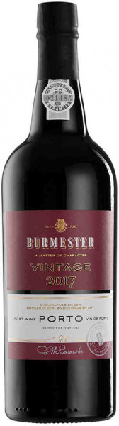 Burmester Vintage Port - introductory price until 31.12.