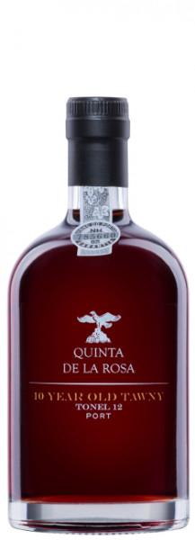 Quinta de la Rosa 10 Years Old Tawny Port 50cl