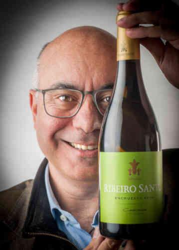 Carlos Lucas - Besitzer und Weinmacher