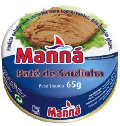 Manna Paté de Sardinha