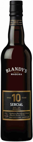 Blandy's 10 Years Old Sercial