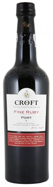 Croft Ruby Port