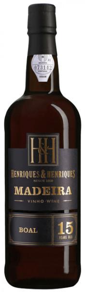 Henriques & Henriques 15 Years Bual