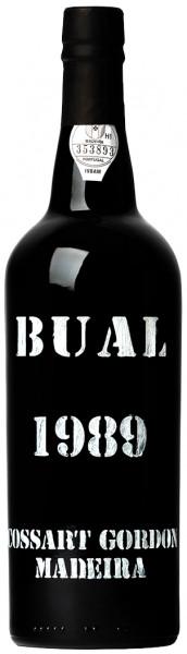 Cossart Gordon Bual Madeira