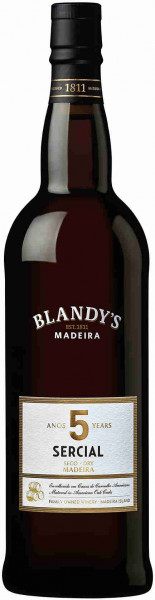 Blandy's 5 Years Old Sercial