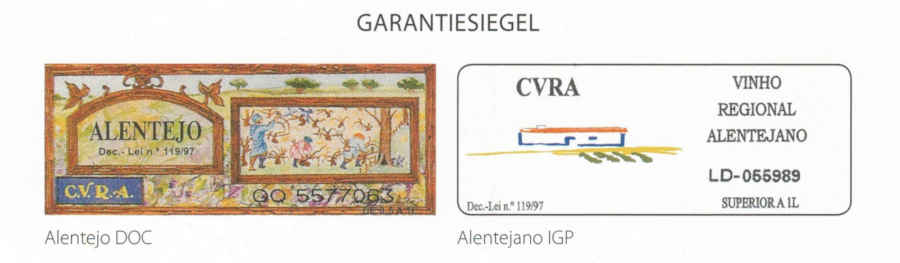 Alentejo_Garantiesiegel
